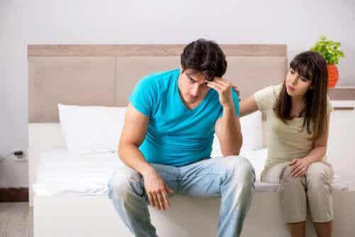Terapia seksualna na problemy z erekcją