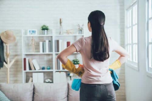 Metoda 20/10 a sprzątanie domu