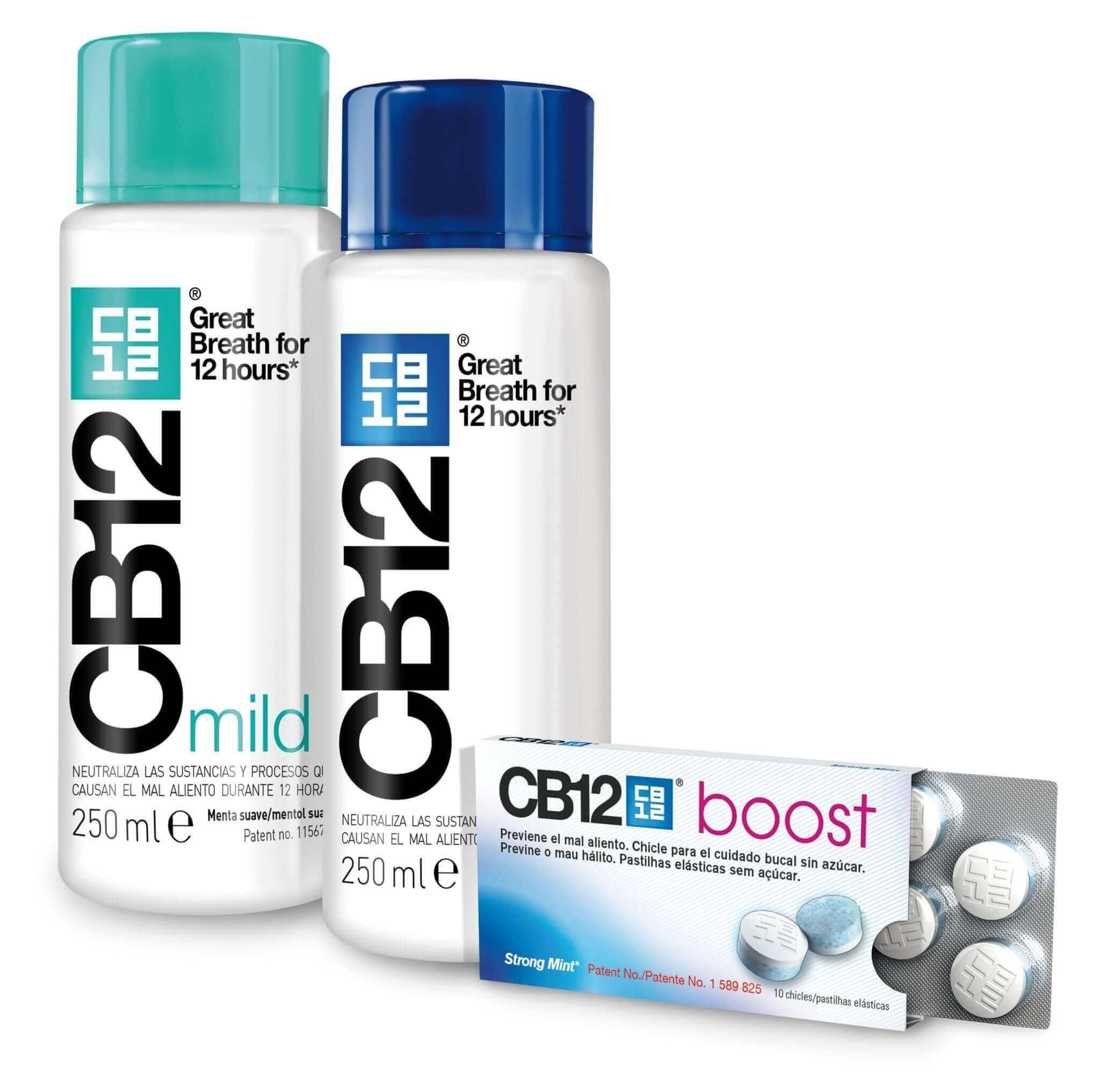 Produkty CB12