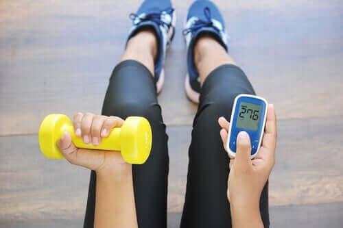 Sportowcy z cukrzycą: jak powinna wyglądać ich dieta?