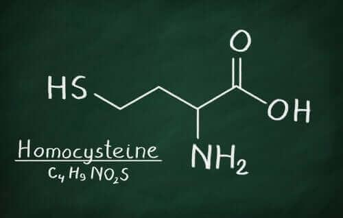 Wzór homocysteiny