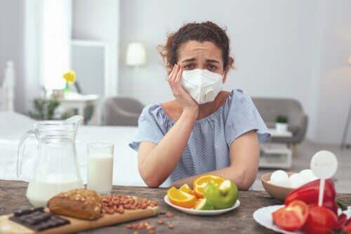 Alergeny w żywności - oznaczenia na etykietach