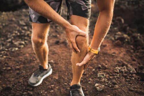 Ból łąkotki - skąd się bierze i jak go złagodzić?