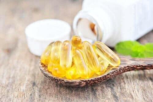 Kwasy omega 3 w kapsułkach
