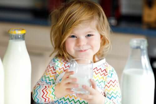 Czy można podawać kozie mleko dzieciom?