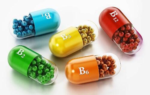 Suplementy witaminy B