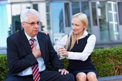 Stres związany z pracą a ryzyko zawału serca