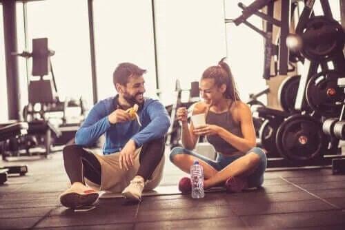 Czy wiesz, co jeść przed treningiem?