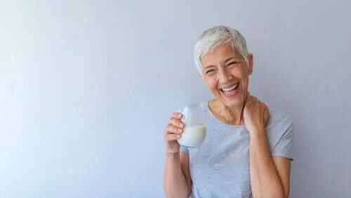 Dieta w czasie menopauzy - poznaj szczegóły