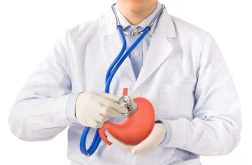 Ochraniacz żołądka i lek zobojętniający: czym się różnią?