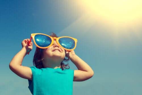 Fotoochrona u dzieci: co należy wziąć pod uwagę?