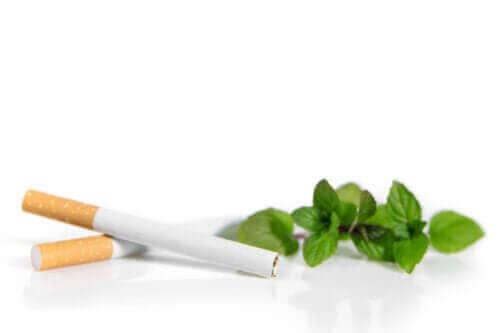 Mentolowe papierosy mogą być szkodliwe
