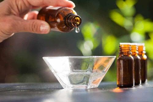 Stosowanie oleju z ogórecznika