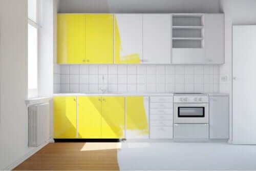 Kolory do pomalowania kuchni - jak najlepiej je dobrać?