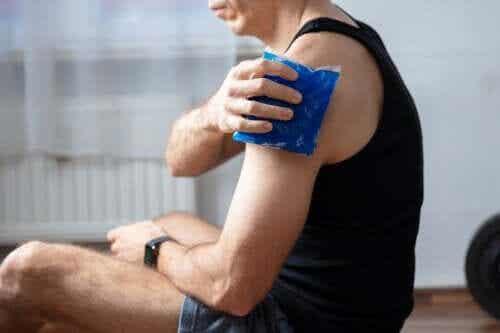 Stosowanie ciepła i zimna niezbędne przy kontuzjach sportowych