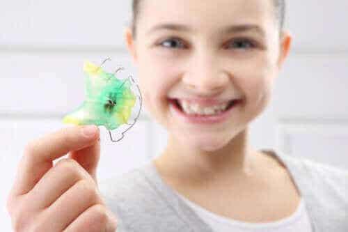 Ortodoncja dziecięca