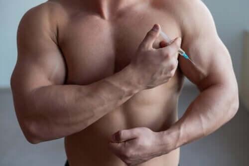 Palumboizm: efekt nadmiaru sterydów u kulturystów