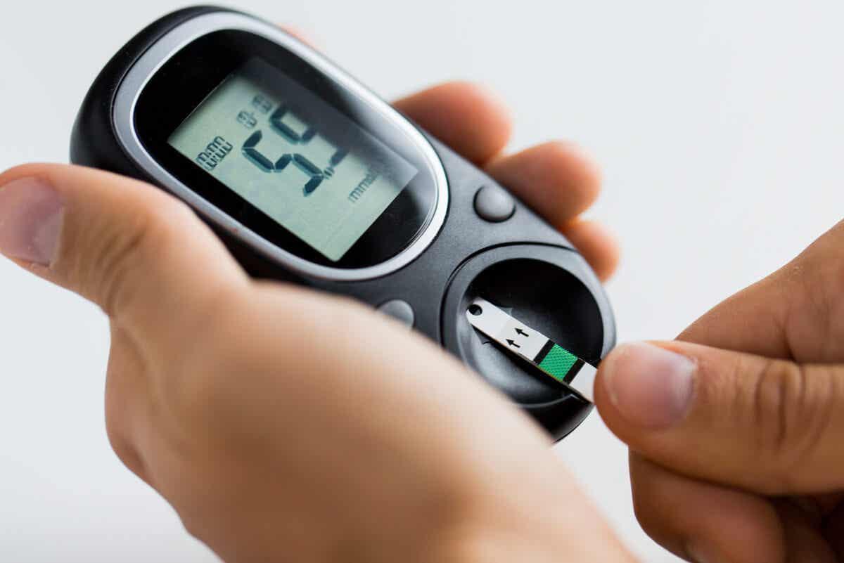 Badanie poziomu cukru