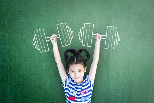 Dzieci i ćwiczenia fizyczne