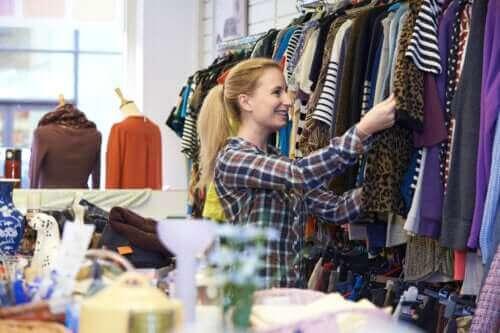 Jak kupować używane ubrania: 6 podpowiedzi