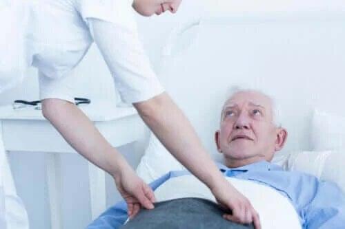 Odleżyny – różne rodzaje i sposoby leczenia