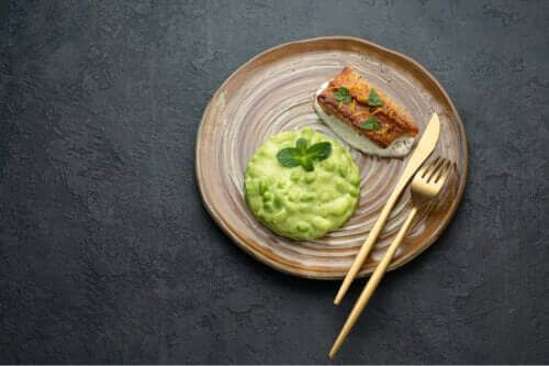 Jak przyrządzić pyszne purée z zielonego groszku?