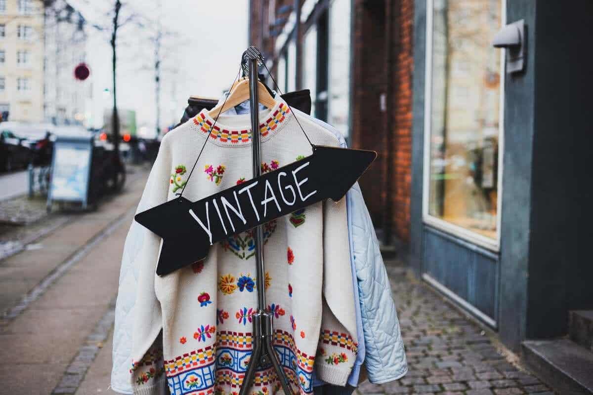 Ubrania vintage