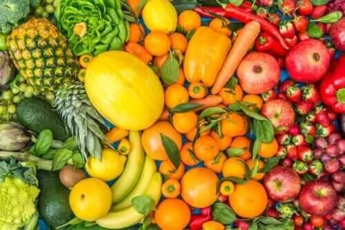 Zwiększ liczbę spożywanych owoców i warzyw dziennie, aby żyć dłużej!