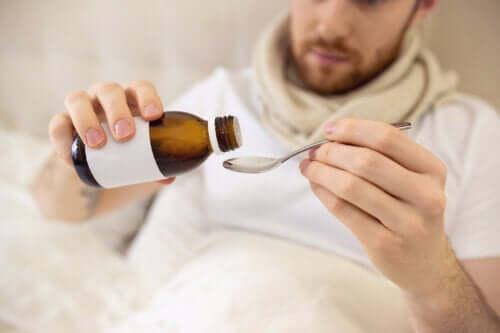 Kloperastyna — aktywny składnik skutecznie zwalczający kaszel