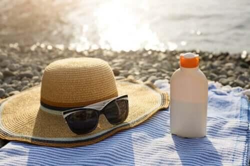 Jak chronić się przed promieniami UV