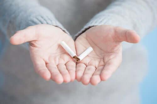 Poznaj związek marihuany z tytoniem i zobacz, jak go przełamać